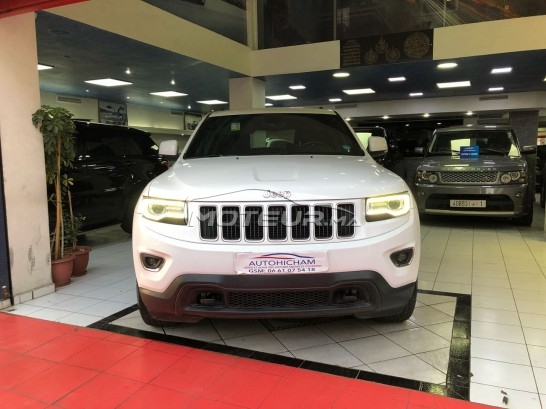 Voiture au Maroc JEEP Grand cherokee 4x4 limeted - 233761