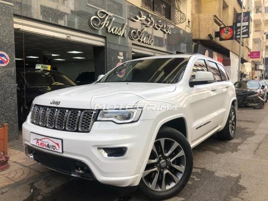 Acheter voiture occasion JEEP Grand cherokee Overland au Maroc - 330765