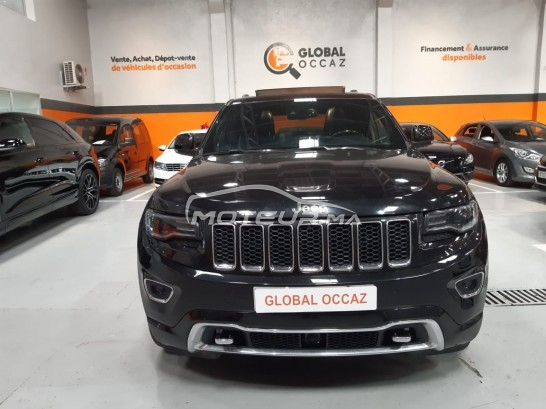 JEEP Grand cherokee Overland occasion