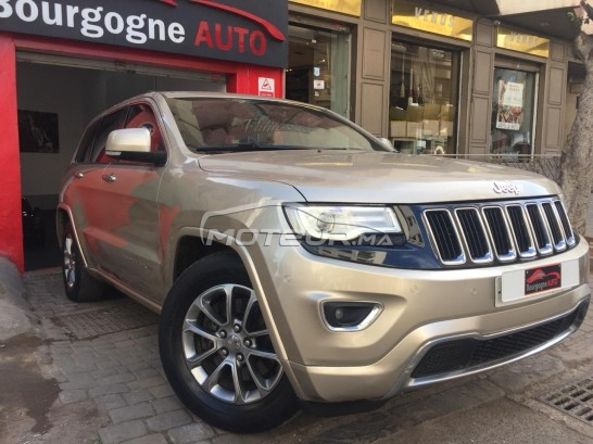 JEEP Grand cherokee Ed occasion