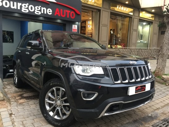 JEEP Grand cherokee Ed مستعملة