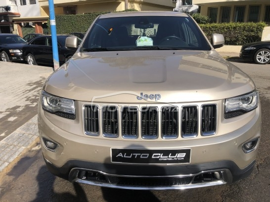 JEEP Grand cherokee Ed occasion 654987