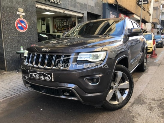 JEEP Grand cherokee Ouvrland occasion