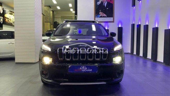 JEEP Cherokee 4x4 limited مستعملة