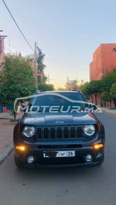 Voiture Jeep Renegade 2019 à marrakech  Diesel  - 6 chevaux