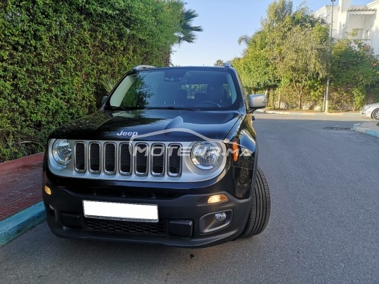 JEEP Renegade Ed occasion