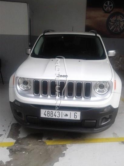 سيارة في المغرب جيب رينيجادي 4x2 - 227870
