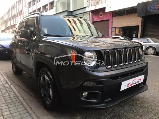 سيارة في المغرب JEEP Renegade - 326679