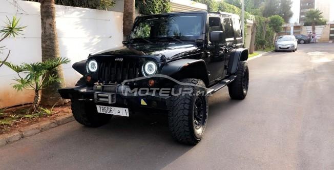 سيارة في المغرب جيب ورانجلير Sahara - 229558