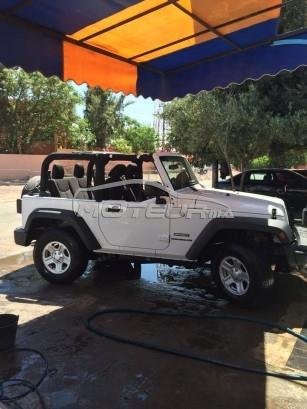 سيارة في المغرب JEEP Wrangler - 137230