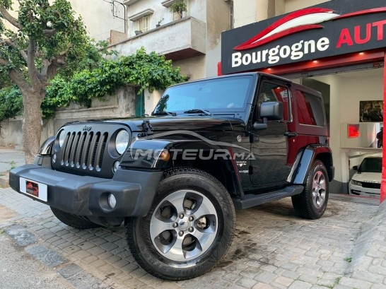 JEEP Wrangler occasion 726724