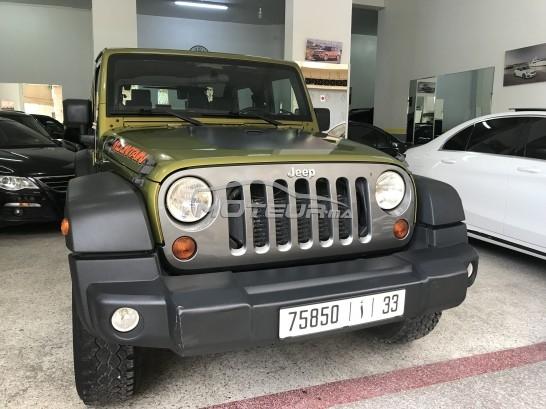 سيارة في المغرب جيب ورانجلير Sport - 219132