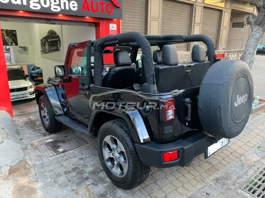 JEEP Wrangler occasion 726722