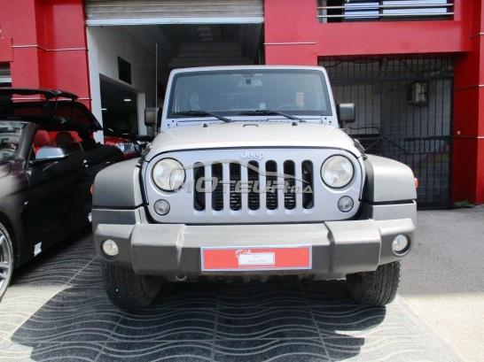 سيارة في المغرب جيب ورانجلير - 223957