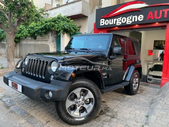 JEEP Wrangler occasion 726725