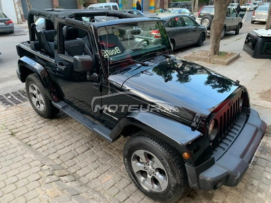 JEEP Wrangler occasion 726721