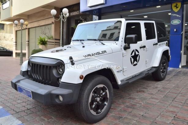 سيارة في المغرب JEEP Wrangler - 325276