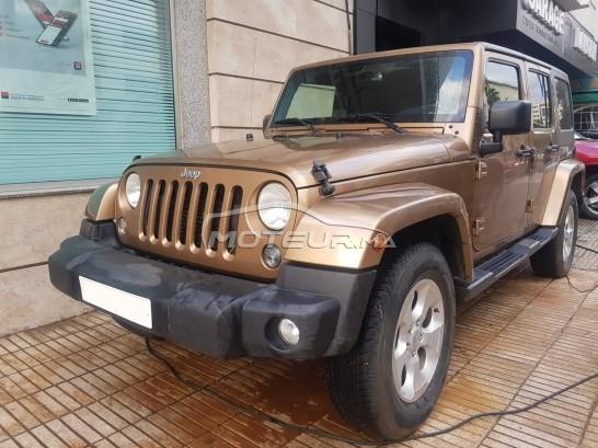 سيارة في المغرب JEEP Wrangler Sahara - 261236