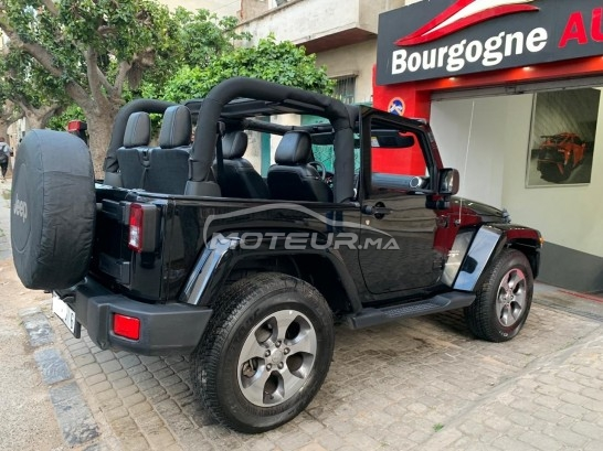 JEEP Wrangler occasion 726720