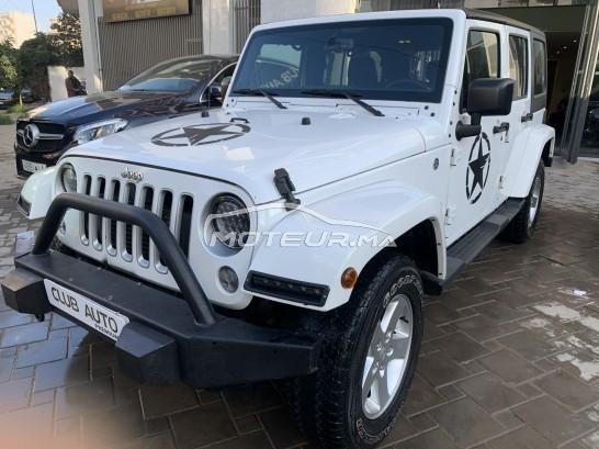 سيارة في المغرب JEEP Wrangler Sahara - 342834