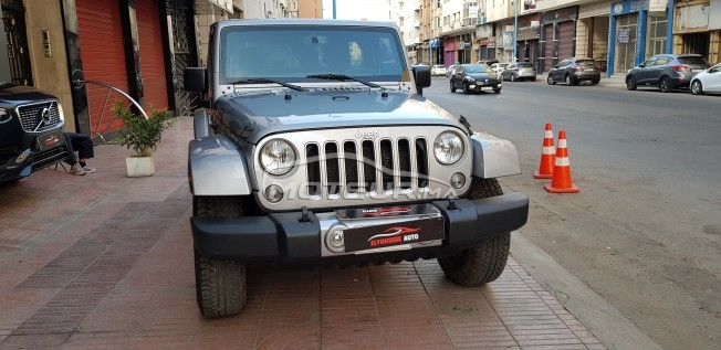 Voiture au Maroc JEEP Wrangler V6 - 230457