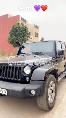 Voiture Jeep Wrangler 2014 à casablanca  Diesel  - 11 chevaux