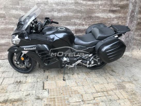 دراجة نارية في المغرب كاواساكي كونكوورس 1400 cc - 204352