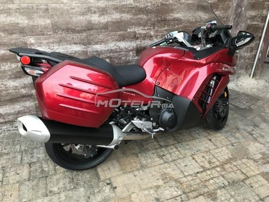 Moto au Maroc KAWASAKI Concours - 183067