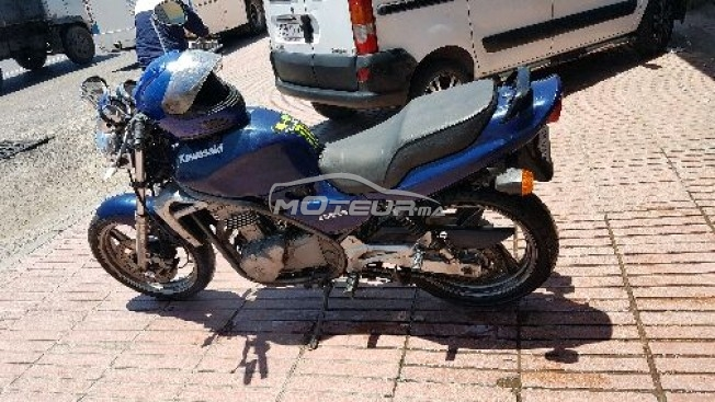 Moto au Maroc KAWASAKI Gs 500 e - 168010