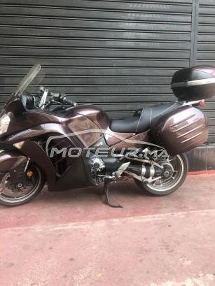 دراجة نارية في المغرب KAWASAKI Gtr 1400 Ktrc concour - 273236