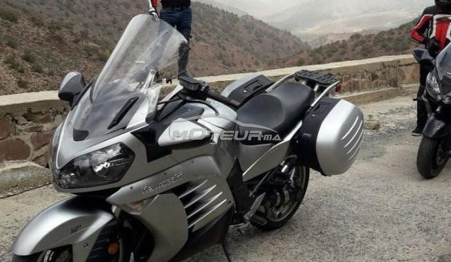 Moto au Maroc KAWASAKI Gtr 1400 Concours 14 - 156219