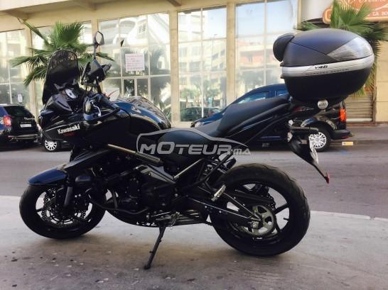 Moto au Maroc KAWASAKI Versys Black edition - 159108