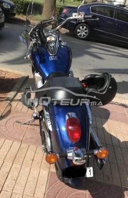 Moto au Maroc KAWASAKI Vn 900 custom - 182846