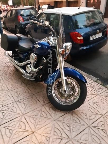 دراجة نارية في المغرب KAWASAKI Vulcan 900 classic - 255027