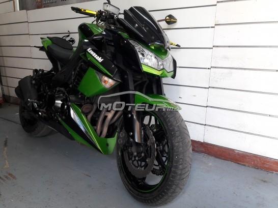 Moto au Maroc KAWASAKI Z 1000 Samurai - 147689