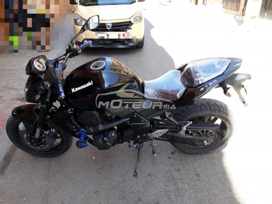 دراجة نارية في المغرب - 222553