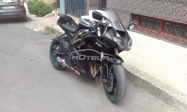 Moto au Maroc KAWASAKI Zx-10r ninja - 159809