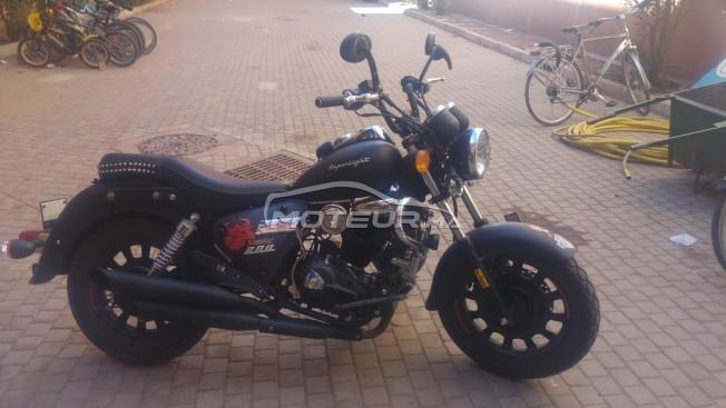 دراجة نارية في المغرب KEEWAY Superlight 150 - 266654