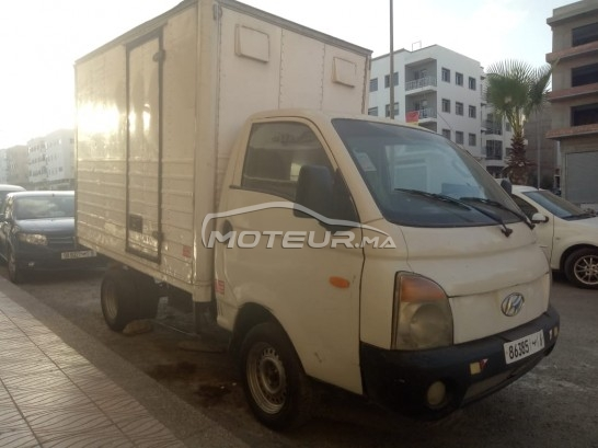 شاحنة في المغرب كيا ك2700 - 225605