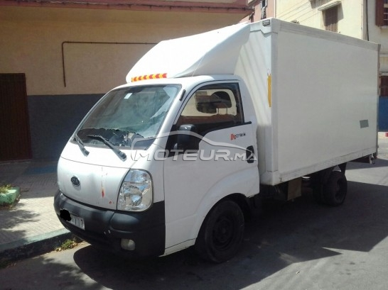 شاحنة في المغرب KIA K2700 - 229294