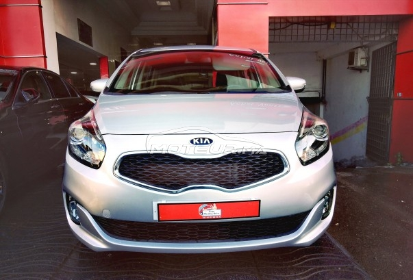 KIA Carens occasion