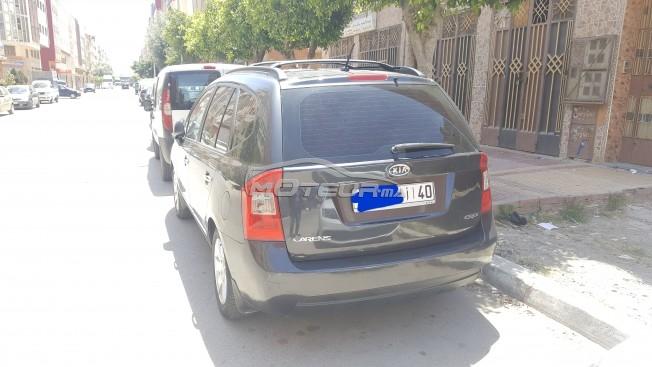 سيارة في المغرب كيا كارينس 7p 144 ch - 215327