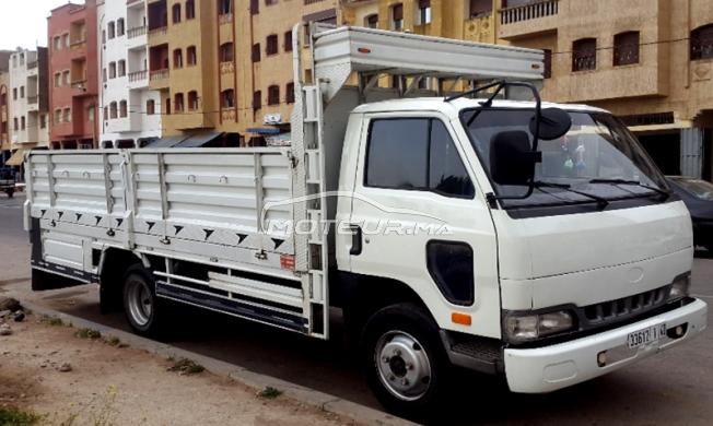 شاحنة في المغرب KIA K2500 - 298731
