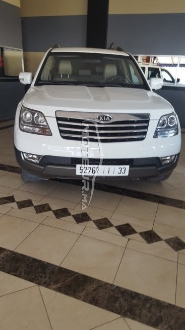 سيارة في المغرب كيا موهافي - 235697