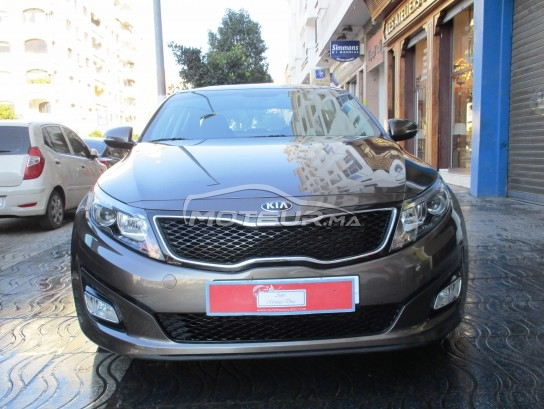 KIA Optima occasion