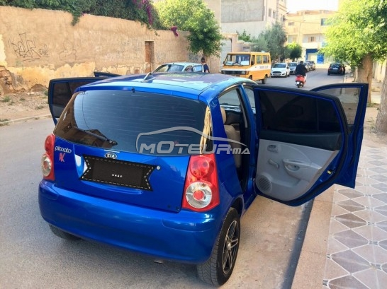 سيارة في المغرب كيا بيكانتو - 166767