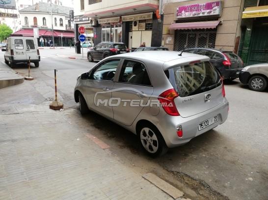 سيارة في المغرب كيا بيكانتو - 216495