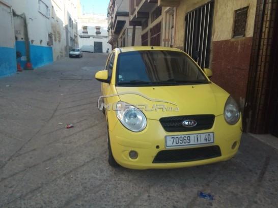 سيارة في المغرب كيا بيكانتو - 177505