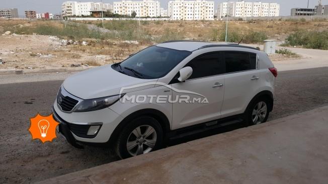 سيارة في المغرب كيا سبورتاجي - 229460
