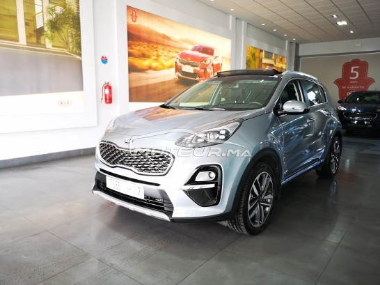 KIA Sportage Executive 4x4 bva 2.0l 185 cv مستعملة